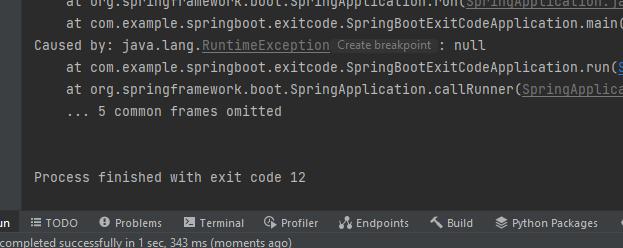 exitcodeexceptionmapper demo spring boot
