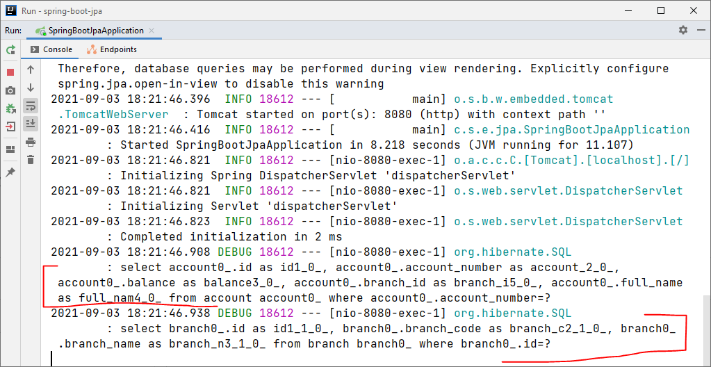 Spring data JPA running two queries for ManyToOne mapping