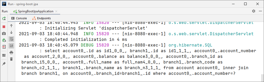 Spring data jpa using join fetch on Many To One mapping